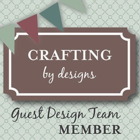 Crafting By Designs Guest Designer
