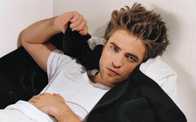 Robert Pattinson Dior Image