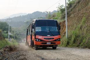 TRANSPORTE GRATIS PARA 170 FAMILIAS DE PEREIRA
