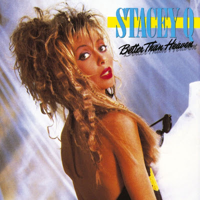 Stacey Q, Stacey Q Better Than Heaven, Stacey Q crimped hair