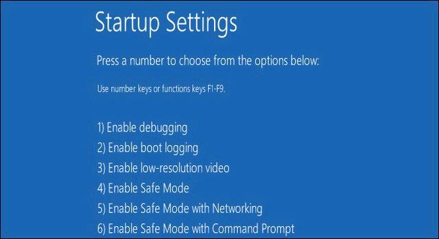 Cách quét và sửa lỗi cho Windows từ bên ngoài 3