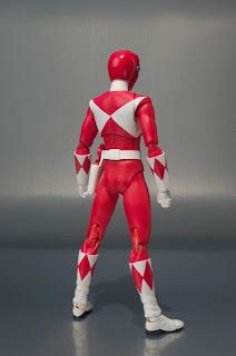 Bandai SH Figuarts Power Rangers Red Ranger Figure