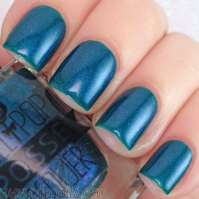 Lollipop Posse Lacquer-My Drop of Living Water