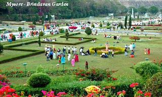 Mysore Brindavan Garden