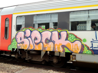 sieck graffiti