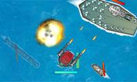 Denizdeki Savaş Gemisi Oyunu