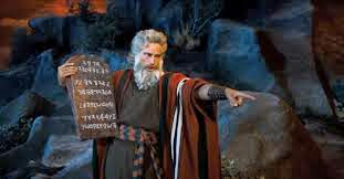Moses and Commandments