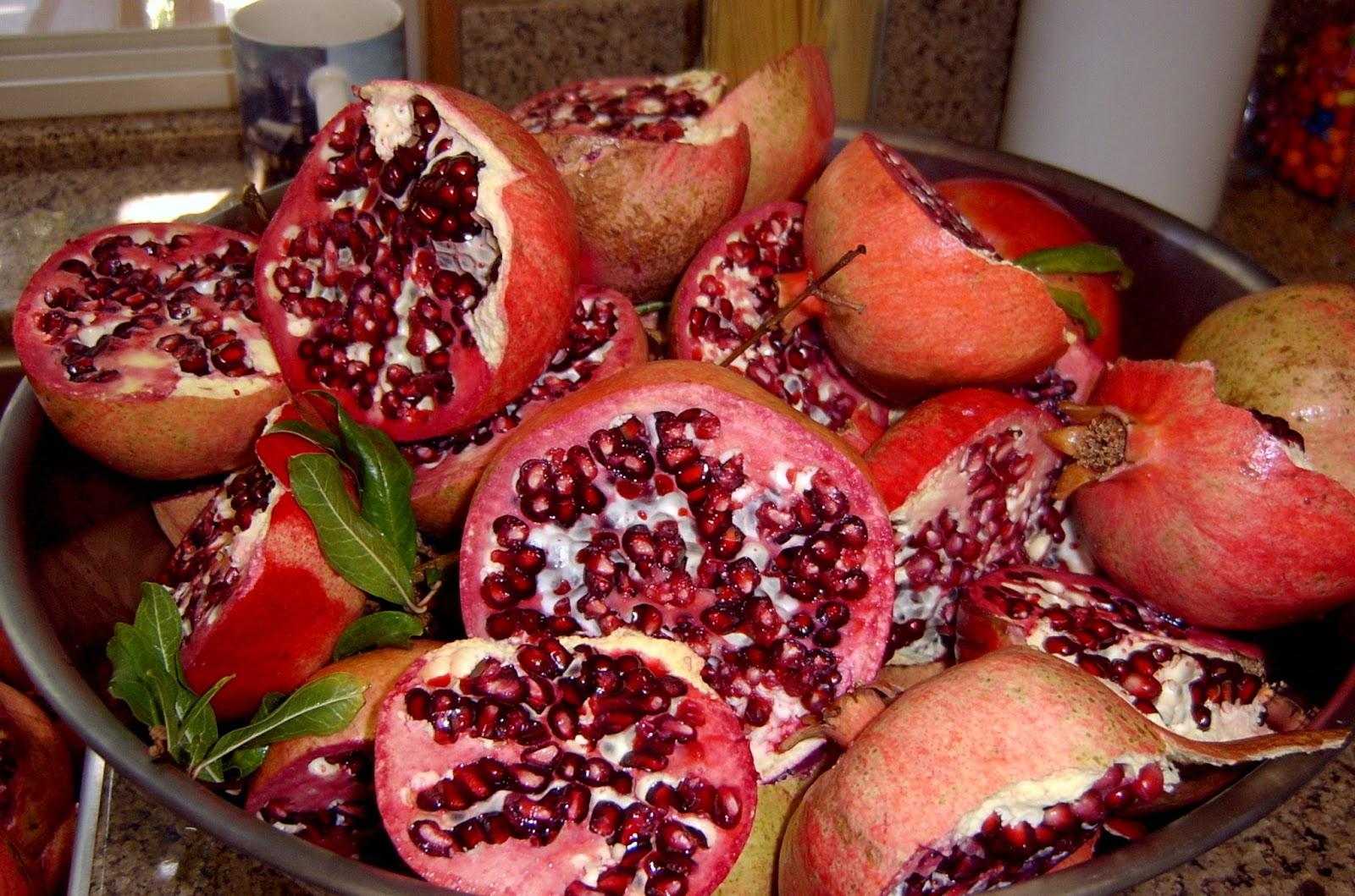Canarella: Pomegranate Jelly/Jam
