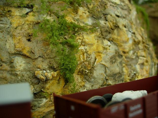 Model Railroad Scenery