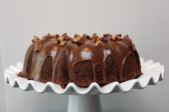 Individual Chocolate And Peanut Butter Bundt Cakes Recipes ...