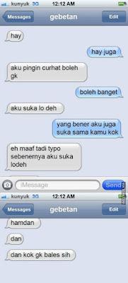 9 Typo SMS Yang Berujung Gagal Paham, Kocak Maksimal!