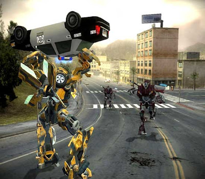 Download Transformer The Game