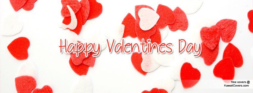 cool and awesome valentines day fb cover