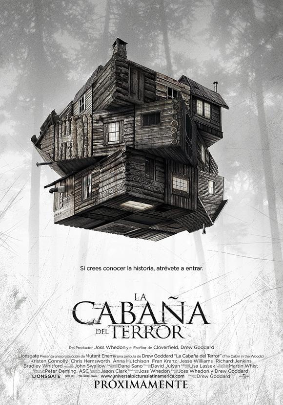 La Cabaña Del Terror [2012] [Dvdrip] [Español Latino]
