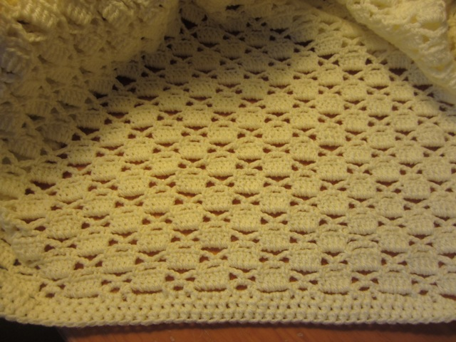 Lacy crochet lacy chessboard baby blanket wednesday april 3 2013 dt1010fo
