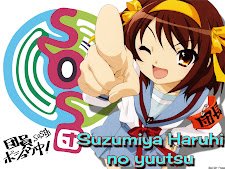 TODO SUZUMIYA HARUHI NO YUUTSU