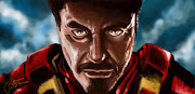 Tony Stark. Photoshop. Posted 15th February 2011 by Joseph Pratana