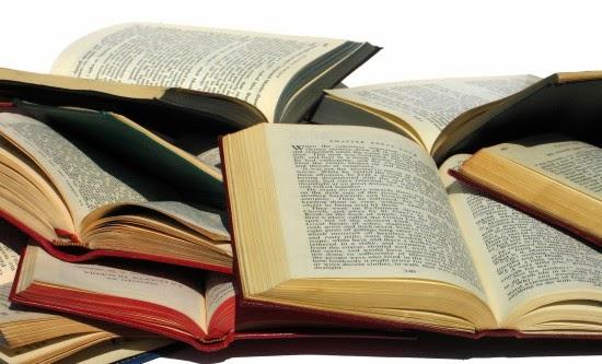 Este blog va de libros y lecturas