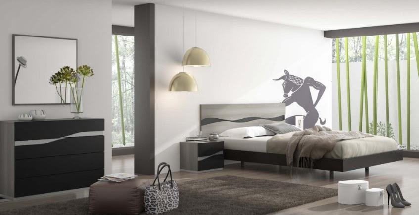 Muebles la liberal el color negro en la decoracion del hogar for El color en la decoracion