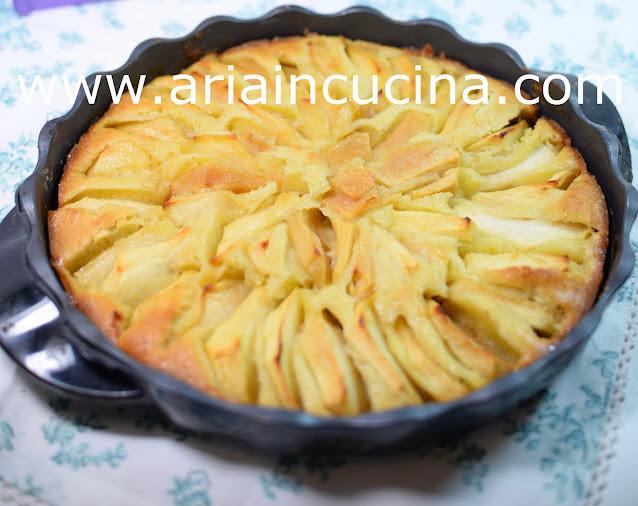 Blog di cucina di Aria: La torta di mele più buona del mondo...e Piumetta ;) Per Natale, certo!!!!