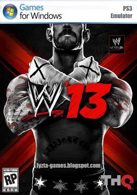 WWE 13 PC Cover