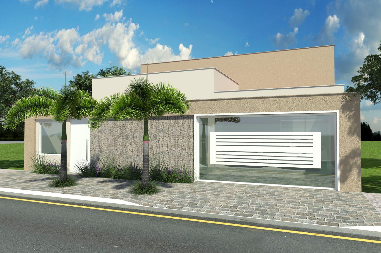 Oficina de arquitetura julho 2013 for Fachadas de casas modernas em belo horizonte
