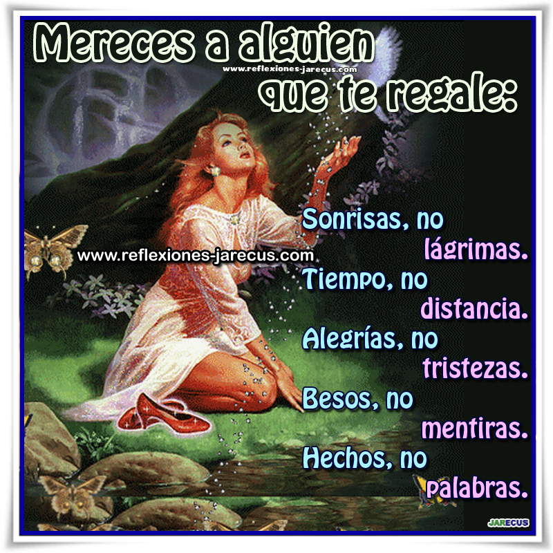 Frases de mujeres, sonrisas, lágrimas, tiempo, distancia, alegrías, tristezas, besos, mentiras,