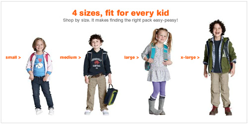 Back to School with Lands' End Backpacks   Marianna   Connecticut ...