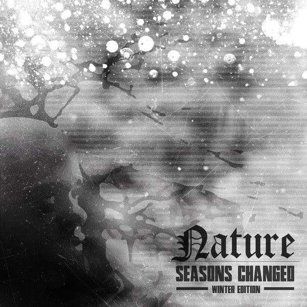 Nature - Seasons Changed: Winter Edition - EP Cover