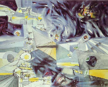 quadro di roberto matta