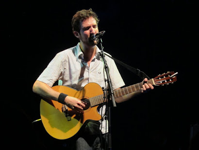Frank Turner, Stockton, 9 May 2011