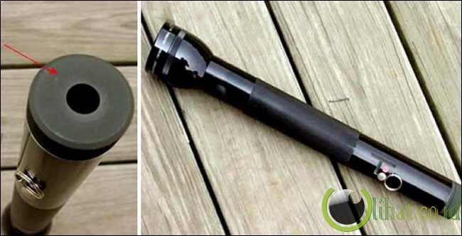 Shotgun Flashlight