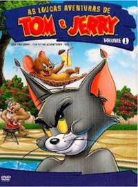 As Loucas Aventuras de Tom e Jerry Vol 1 Dublado Rmvb + Avi DVDRip