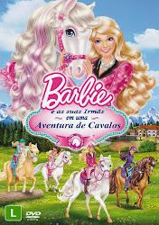 Baixe imagem de Barbie e As Suas Irmãs em Uma Aventura de Cavalos (Dublado) sem Torrent