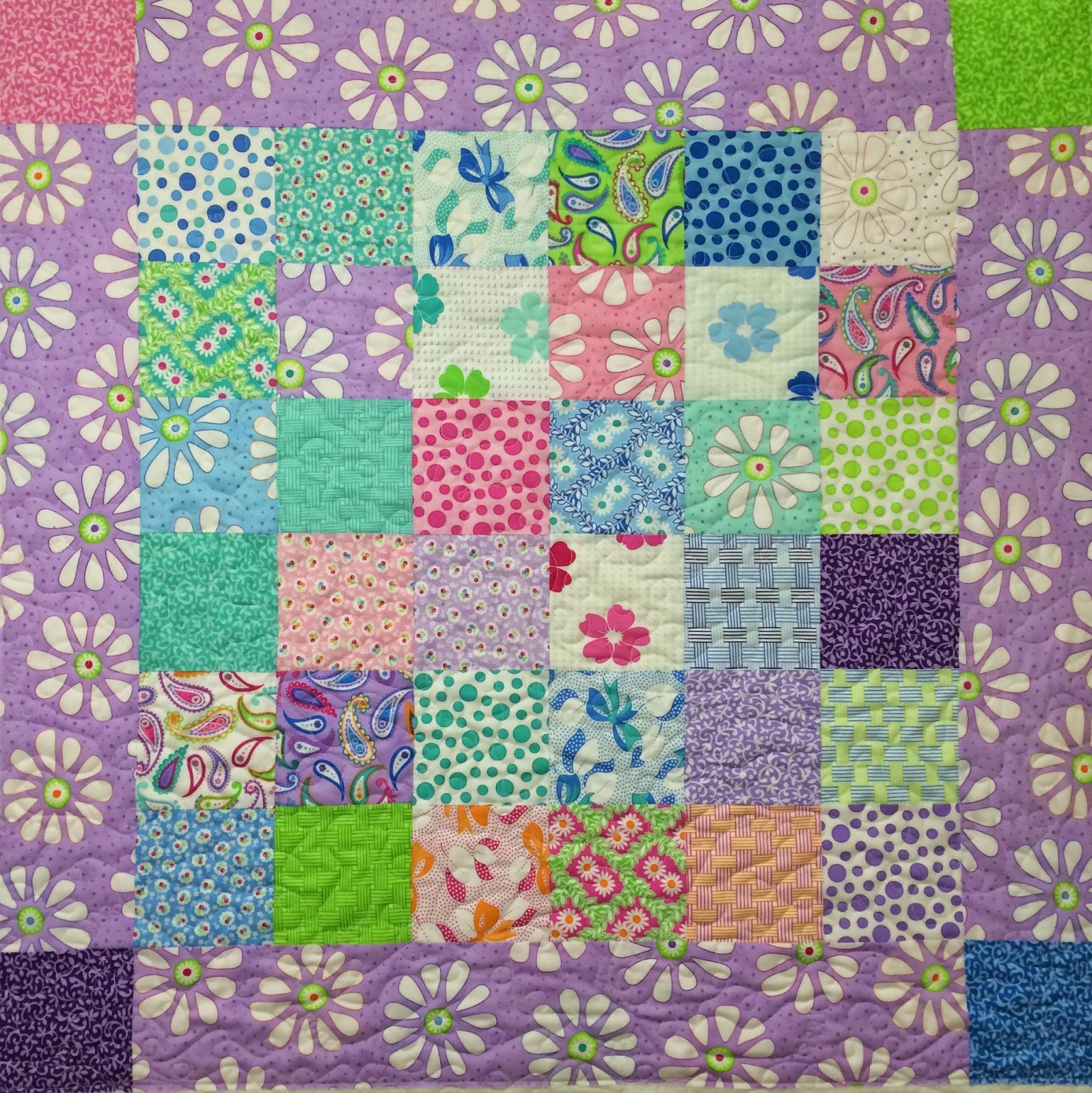 Mary Derryberry's Baby Quilt
