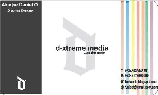 D-xtreme Media