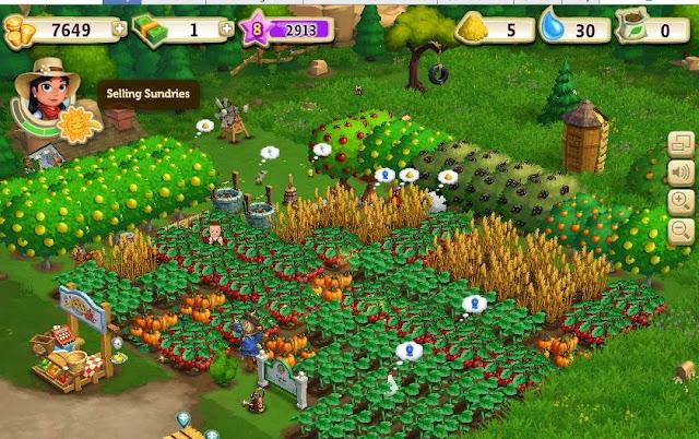 Android FarmVille 2 Apk Oyun resimi 3