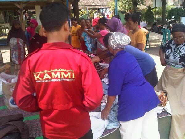 Baksos KAMMI, KRC, KAMMI Semarang, Peduli, Empati