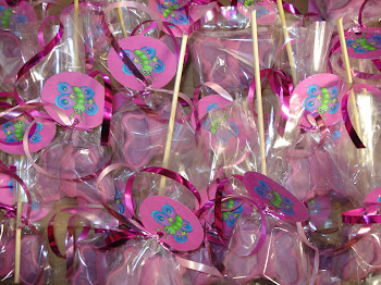 Butterfly Cake Pops