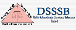 DSSSB Recruitment 2015