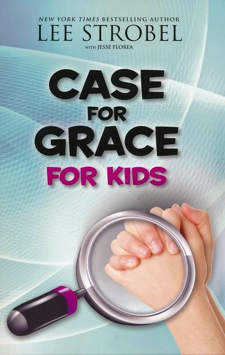 Case For Grace For Kids by Lee Strobel