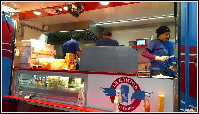 Le Camion Qui Fume Kristin Frederick Foodtruck cuisine burger