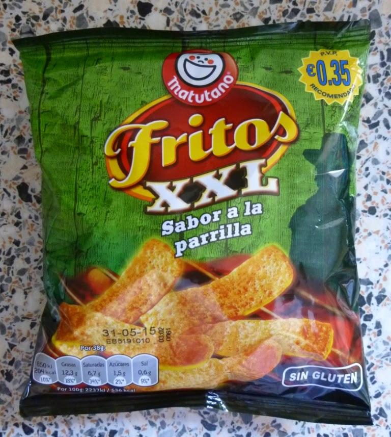 Sin Gluten (aka Gluten Free) food from Spain