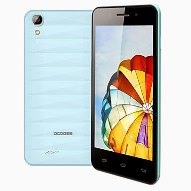 DOOGEE Valencia Android 4