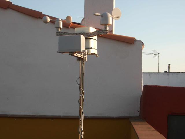 Nuestros aparatos meteorológicos. DSCF4378