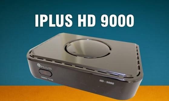 ATUALIZAÇÃO AZPLUS IPLUS 9000HD - 16/01/2015