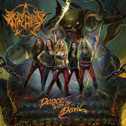 "BURNING WITCHES ""DANCE WITH THE DEVIL"" CD (2020)"