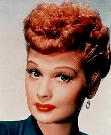 Lucille Ball Hair