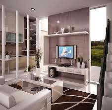 Ruang keluarga minimalis kecil 2
