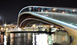 puente de la constitución calatrava venecia